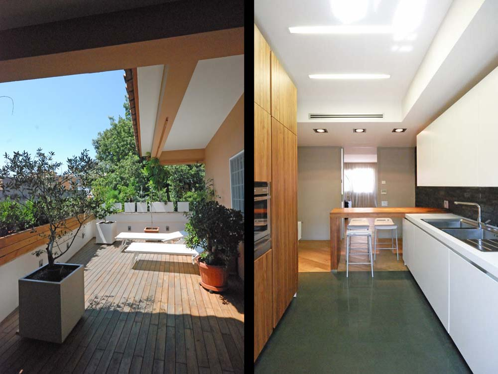 RENOVATION OF A HOUSE FOR A FAMILY