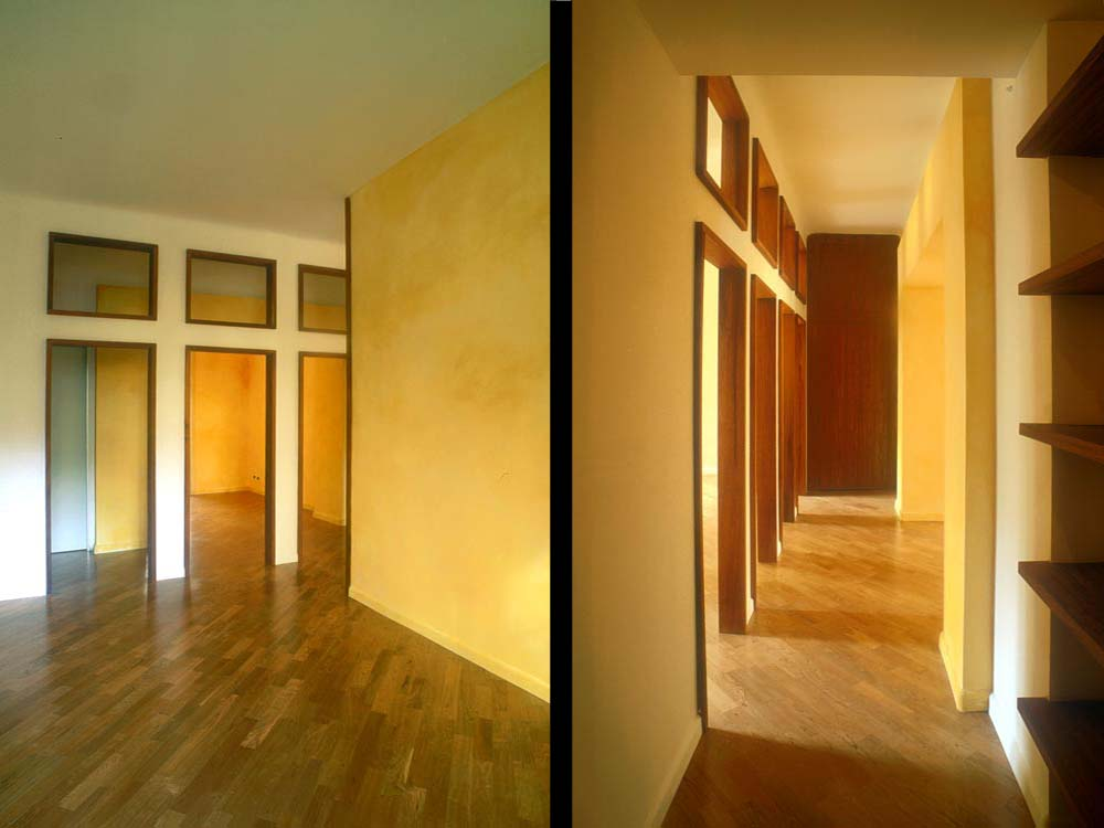 WORKING WITH LOW RENOVATION COSTS: A HOME SET DESIGN